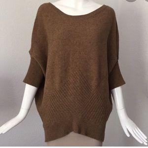 Vince dolman sleeve sweater